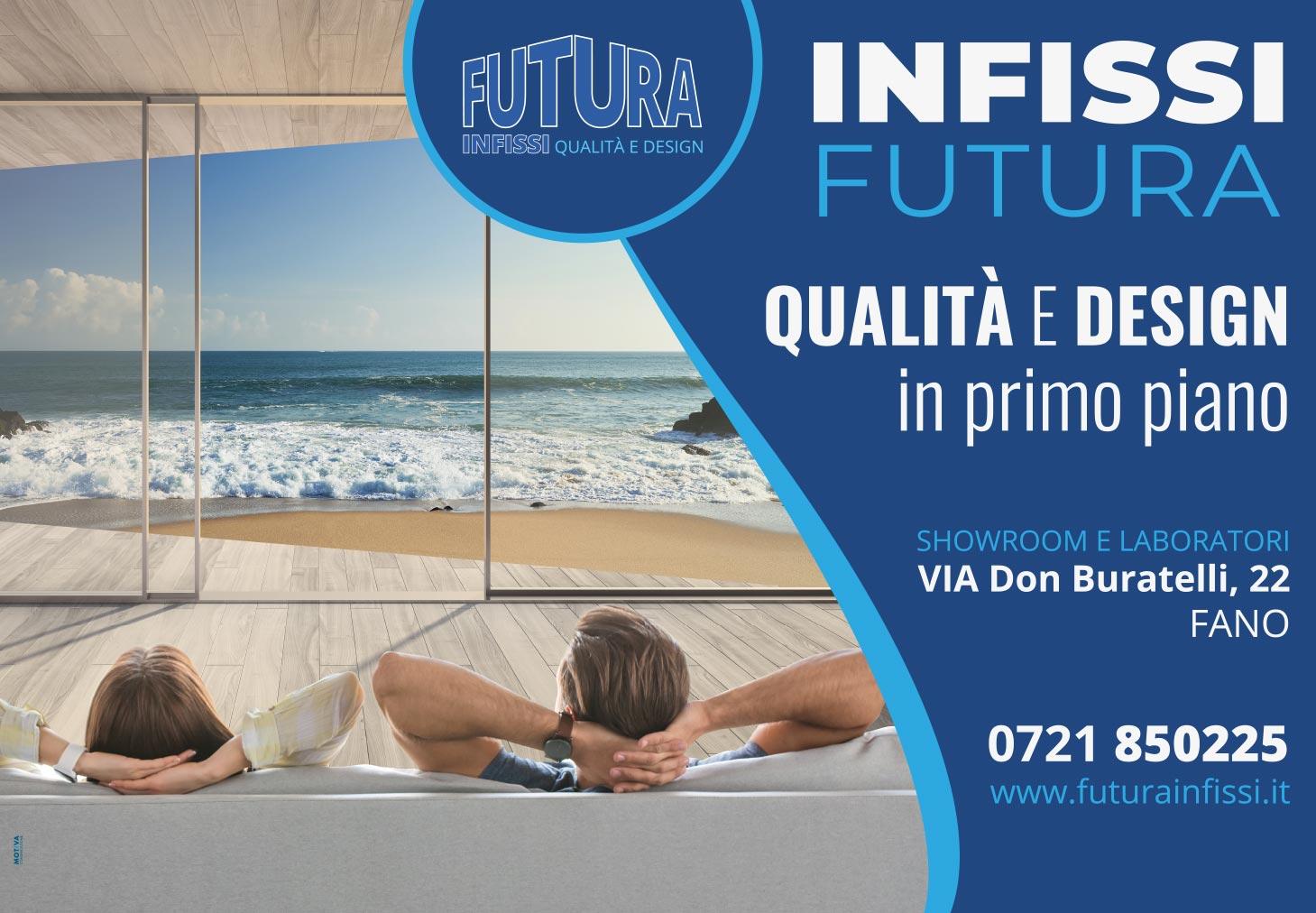 futura infissi poster 200x140