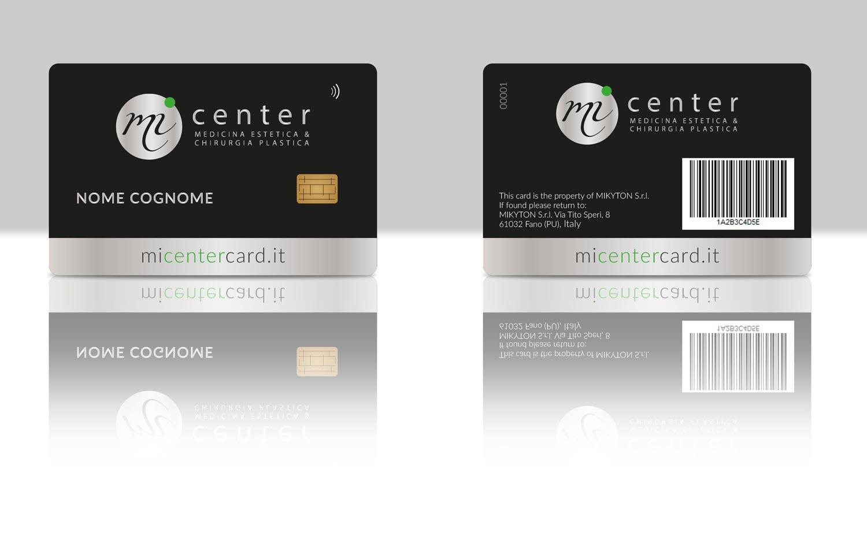 micenter fidelity card