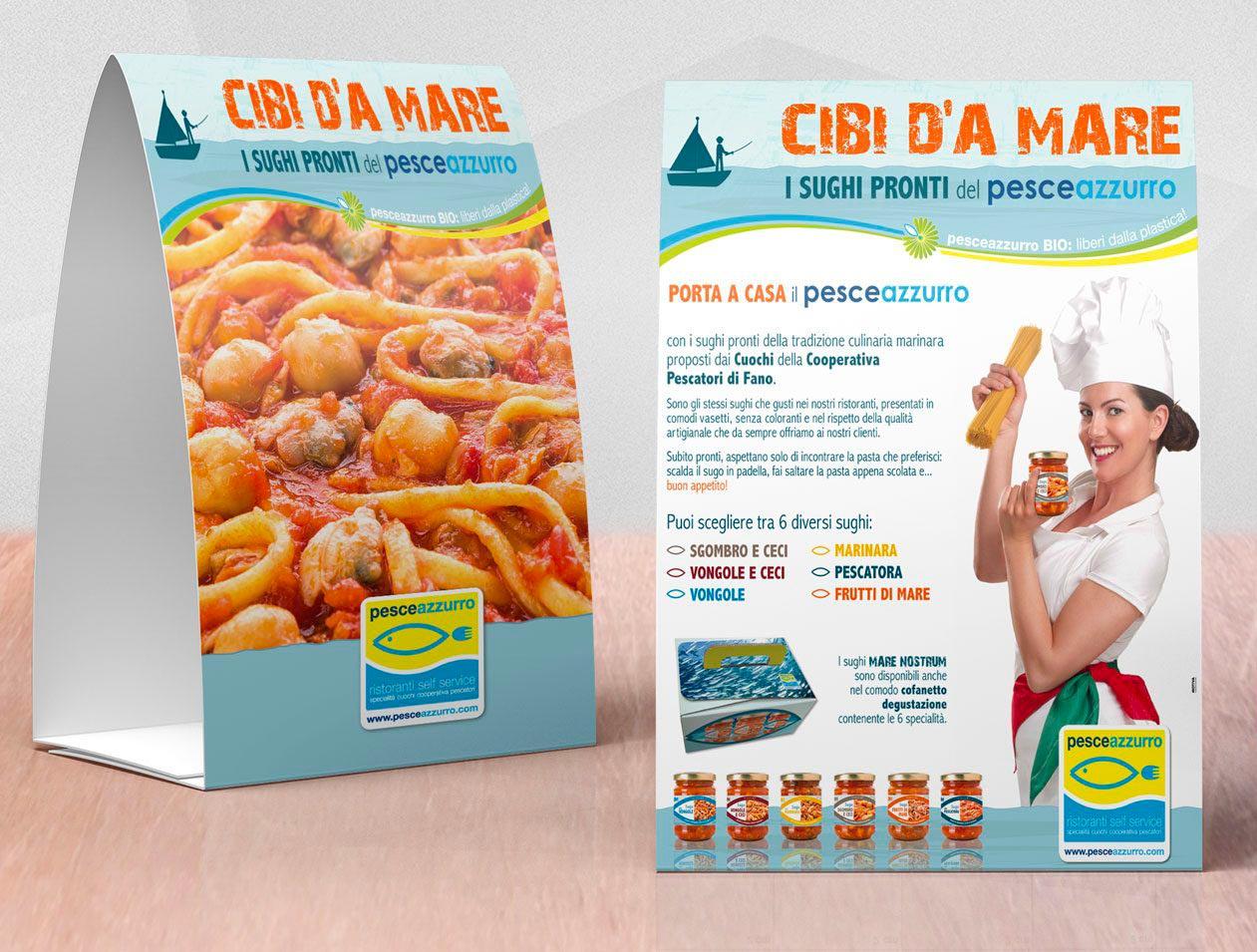 pesceazzurro food