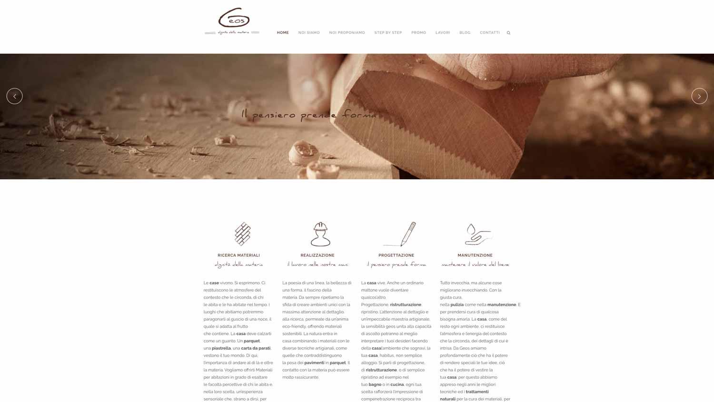 Geos jesi sito web